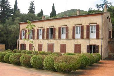 Villa San Martino appartenuta a Napoleone