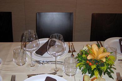 Restaurante, Villa dei Platani