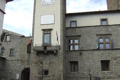 Palazzo comunale di Vitorchiano