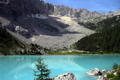 Lac alpine