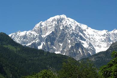 La Montagna bianca