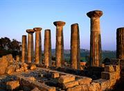 La Valle dei Templi, Parco Archeologico - Valle dei Templi