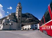 Valtellina,El corazón de los Alpes - Abbadia Cerreto