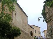 Arqua' Petrarca  - miasteczko wielkiego Petrarki - Arqua'Petrarca