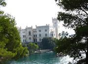 Castello di Miramar: un luogo favoloso  - Trieste