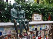 Alassio und seine Muretto -