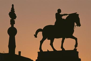 Monumento equestre Gattamelata