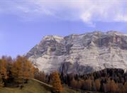 Corvara, Ausflug auf Pralongià - Val Badia