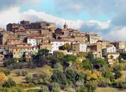 Tatti, un village château en Toscane  - Tatti