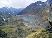Escursione dal Rifugio Tonolini al Garibaldi sull'Adamello - Brescia