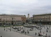 Milano, Galleria Vittorio Emanuele II - Milano