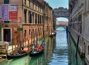 Puente de los Suspiros - Venezia
