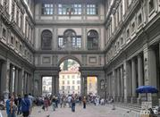 The Uffizi Gallery - Firenze