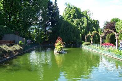 Parco di Villa Pallavicino