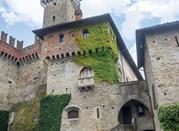 Tagliolo Monferrato in der Provinz Alessandria - Tagliolo Monferrato
