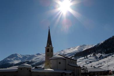 Chiesa di Livigno