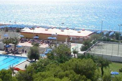 Hotel Santa Caterina Village - Activities on the sea