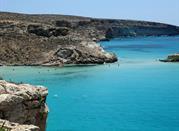 Dove immergersi nell'isola di Lampedusa - Lampedusa