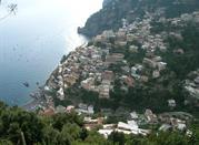 Positano, cidade conhecida mundialmente - Positano