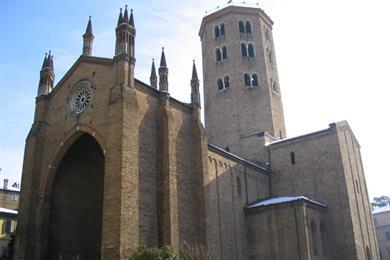 La basilica di Sant'Antonino