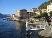 Bellagio: The lake and its villas - Bellagio