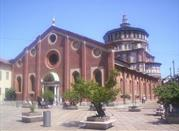 The Last Supper and Santa Maria delle Grazie's Church - Milano