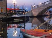 Chioggia – Wenecja i Goldoni - Chioggia