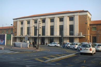 La stazione ferroviaria di Reggio Emilia