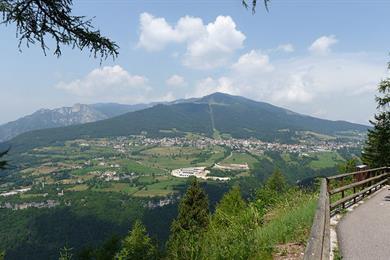 Panorama di Folgaria