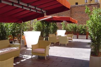 Terraza, UNA Hotel Bologna