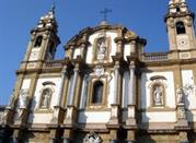 The Church of San Domenico - Palermo