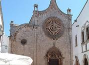 Ostuni – italiana città greca  - Ostuni