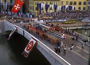 El juego del puente  - Pisa