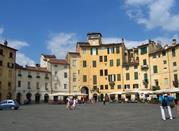 The most charming place in Europe - Lucca