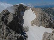 Escursioni sulla vetta sul Corno Grande (Gran Sasso) - Parte 2 - Abazia di Sulmona
