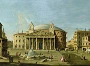 Het Pantheon, de tempel voor alle goden - Roma