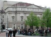 La scala di Milano - Milano