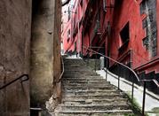 Genua – krótki spacer po starówce – część II - Genova