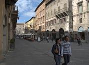 Perugia - miasto czekolady i cudów cz. 2 - Perugia
