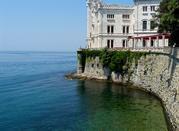 Entre castillos y naturaleza  - Trieste