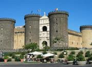 Castel Nuovo oder Maschio Angioino - Napoli