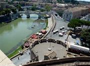 Die Engelsburg - Roma