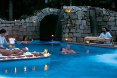 Thaermae del Forte Village Spa, Hotel Villa del Parco & Spa