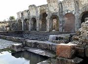 Thermen von Fordongianus - das römische