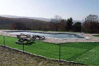 Agriturismo Falcare Pool