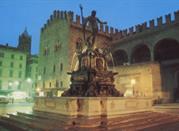 La fontana del Nettuno - Bologna
