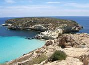 La isla de Lampedusa - Lampedusa