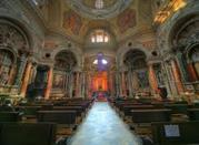 The Church of San Lorenzo - Torino