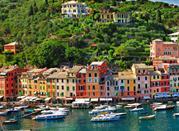 Portofino, la meravigliosa città che si apre su un'incantevole baia ligure - Portofino