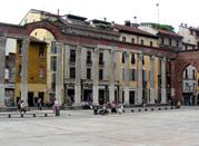 Colonne di San Lorenzo und Porta Ticinese - Milano